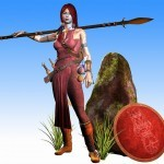 Vinga warrior 150x150 [RuneQuest] Inspirations pour la culture Orlanthi